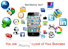 convert your website into an Advanced iphone or android APP