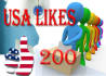 give you 500  Real  and  Active  worldwide  Face book Fans like