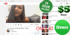 promote your music, cover, video in my youtube channel