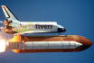 put your Logo or Message on a SPACESHUTTLE