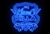 create a neon sign animation for your logo