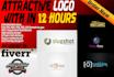 make KILLER logo in 8 hours for your mind
