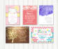 design invitation cards for your events
