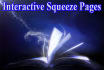 the perfect interactive squeeze page