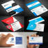 design an awesome Logo with Business Card
