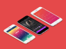 create your iPhone and android app design