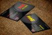 do business card design