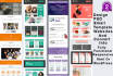 design and code Html email campaign, Html newsletter or Mail Chimp