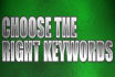 run in Depth SEO keyword research