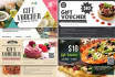 make gift voucher card for any of your business