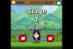 make you as the character of the famous Android Game Martial Hero