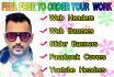 design 2 Professional Website Banners