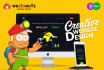 design responsive website for your company