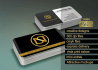design a stunning and beautiful business card