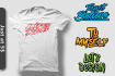 create any type of your T shirt design