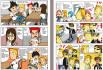 create a comic strip