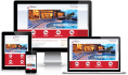 design responsive website for your business