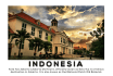 send you a postcard from Indonesia