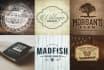 design Stunning Vintage, retro, badges, label as per brief