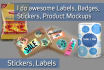 design a product packaging or product labeling