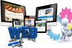 do web Application and desktop Application