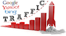 get your website traffic for 6 days
