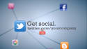 make you an awesome social network urls promotion video