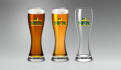 mock up a Beer Glass with your logo