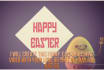create this funny Easter wishing video with your logo