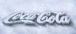 put your text or logo into 3d snow effect