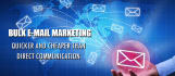 do bulk sms promotion in India and bulk emails for all countries