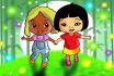 make cute childrens book illustration