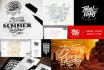 do High Quality Lettering Typography
