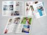 do Professional Magazine, Magazines, Layout, Brochure