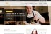design and built wordpress website