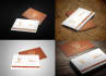 design 3 Concepts  of Creative and Modern Business Card