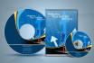 design dvd or cd case cover design