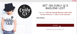 create Pop up email subscriber Box on any Website