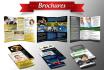 design attractive Flyer or Brochure
