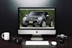 create an amazing desktop mock up of any image or logo