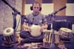 record Tabla and Percussion on your track