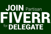 design your political campaign logo