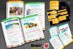 create Professional PDF booklet or ebook