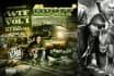 design professional mixtape or album cover artwork