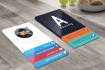 do a business card Free psd