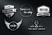 do a retro vintage logo or badges in 24 hrs