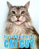 let my Maine Coon cat present your sign, logo or message