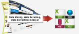 scrape 400 items from any website in excel csv and automate it