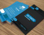 design OUTSTANDING 2 side business card in 8 hrs