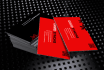 design your Double sided business card with unlimited revisions